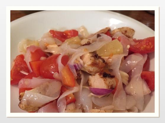 Tagliatelle_Salat